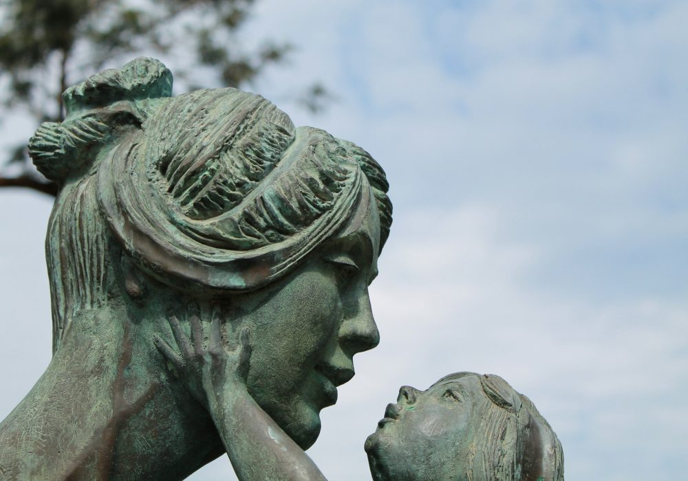 New Motherhood Lessons from Ancient Mommas