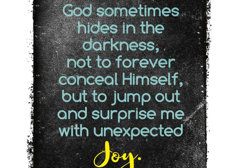 When God Hides
